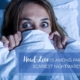 Head lice removal scares a mother hiding in bed because head lice is among parents' scariest nightmares visit Lice Clinics of America - Portland for more information
